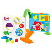 Игровой центр Tommy Fisher Price